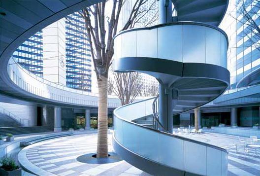 新宿アイランド(西新宿6丁目再開発)
